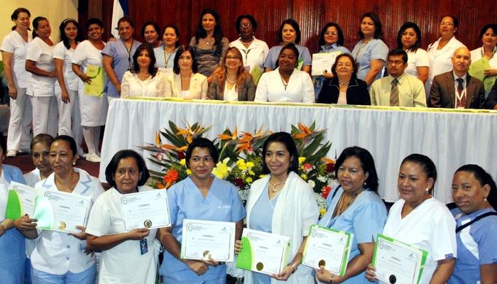 Capacitación a Enfermeras
